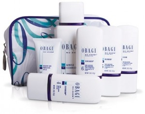 Obagi skincare products