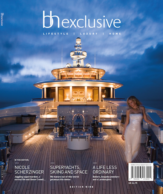 BH Exclusive Edition Nine, front cover