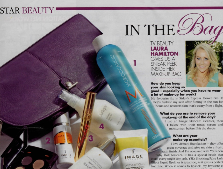 Image Skincare in OK! Magazine