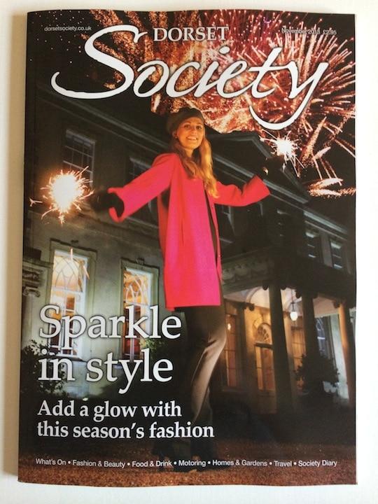 Dorset Society Magazine, November 2013 front cover
