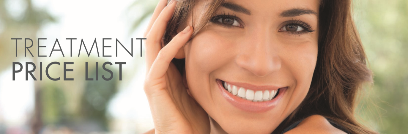 Prices | Southface Skin Clinic | Bournemouth & Poole UK